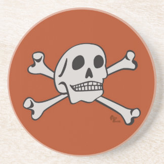 Skull Coasters