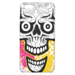 Skull colorful design iPhone 5C covers