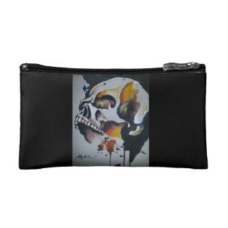 Skull Cosmetic Bag