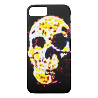 Skull Cover Multicolor Design