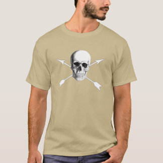Skull & Cross Arrows T-Shirt