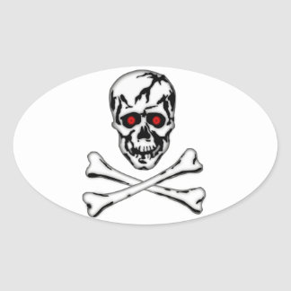 Skull & Cross Bone! Stickers