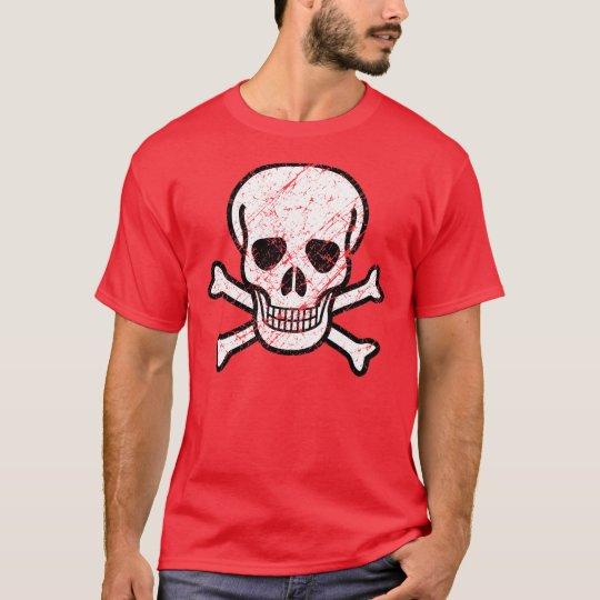 Skull & Cross Bones, Vintage T-Shirt