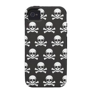 Skull & Crossbones Case-Mate iPhone 4 Cases