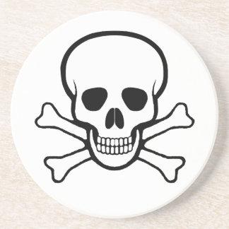 Skull & Crossbones Coaster