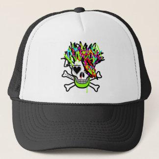 skull-crossbones hat