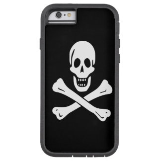 SKULL & CROSSBONES iPHONE 6 TOUGH EXTREME Tough Xtreme iPhone 6 Case