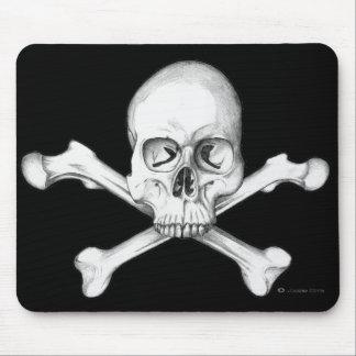 Skull & Crossbones Mouse Mat
