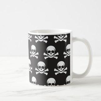 Skull Crossbones Mugs