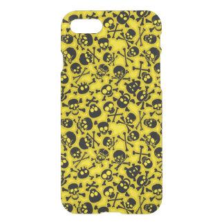 Skull & Crossbones Pattern iPhone 8/7 Case