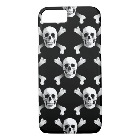 Skull & Crossbones / Phone Case