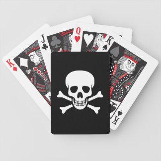 Skull & Crossbones Playing Cards