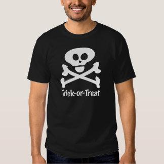 Skull Crossbones Tee Shirt