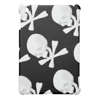 Skull & Crossed Bones Design iPad Mini Cover