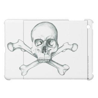 Skull & Crossed Thigh Bones iPad Mini Cover