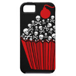 Skull Cupcake Case-Mate iPhone 5 Case iPhone 5 Covers