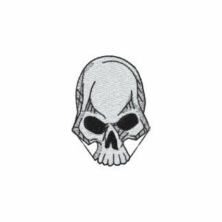 Skull Custom Monogrammed Embroidered Shirt
