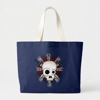 Skull Dagger Bag