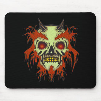 Skull Day of the Dead Mouse Pad