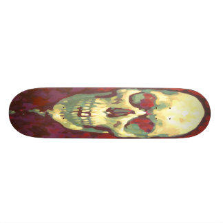Skull Deck 2 - Jason Goad Skate Board Deck