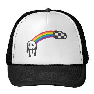 Skull Design Cap