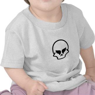 Skull Design Eighteen Tshirts