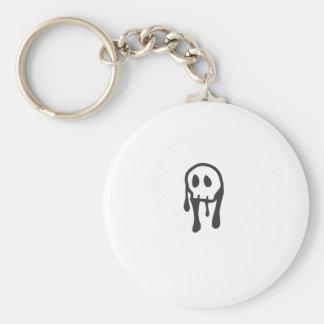Skull Design Key Ring