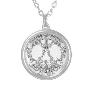 Skull Design - Pyramid of Skulls Custom Necklace
