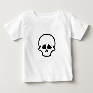 Skull design Twenty Baby T-Shirt