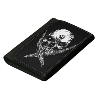 Skull Diabolus Wallets