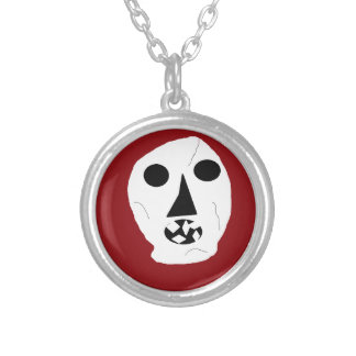Skull Drawling Necklace