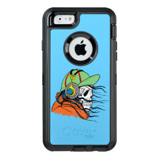 Skull Dude OtterBox Defender iPhone Case
