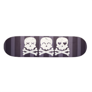 Skull Emotions Skate Decks