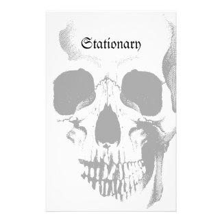 Skull Face Customised Stationery