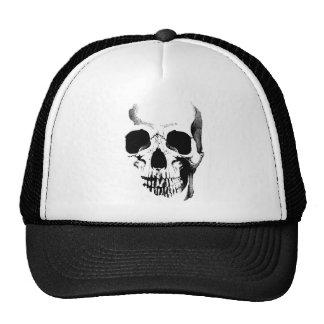 Skull Face Hat