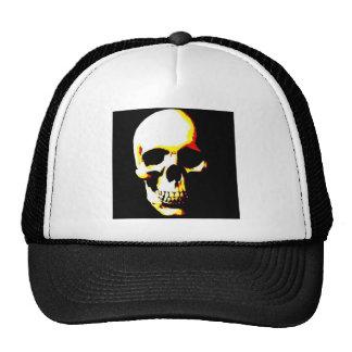Skull Fantasy Art Rock Trucker Hat