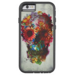 Skull Flower case Xtreme iPhone 6 case protection Tough Xtreme iPhone 6 Case