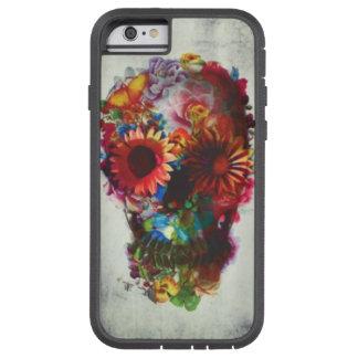 Skull Flower case Xtreme iPhone 6 case protection Tough Xtreme iPhone 6 Case