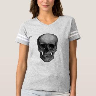 Skull For Horror Fans and Goths Tshirt