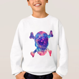 Skull Galaxy Sweatshirt