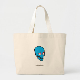 Skull Graphic Colour Bags