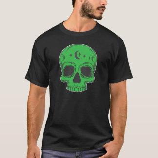 Skull (Green) T-Shirt