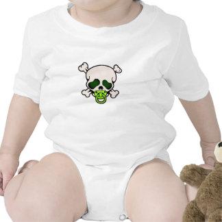Skull Green - Verde Skull