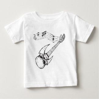 Skull Guitar Tee Shirt