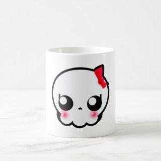 Skull Gurl Coffee Mug