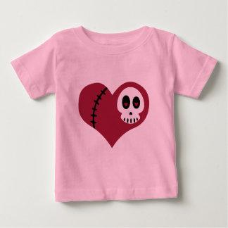 Skull Heart Infant T-Shirt