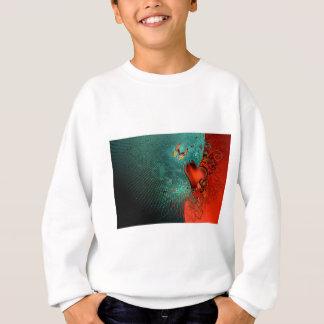 Skull Hearts Sweatshirt