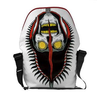 skull helmet courier bags