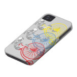 Skull Highwheel Case iPhone 4 Case