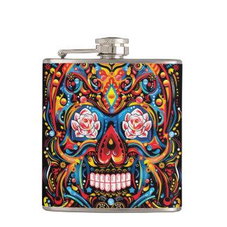 Skull Hip Flask